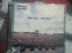 Discos de Oasis