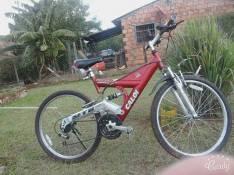 Bicicleta Caloi Profox aro 26